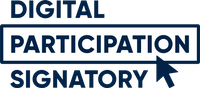 Digital Participation Signatory Logo