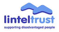 Lintel Trust Logo - a great Tap Into IT supporter