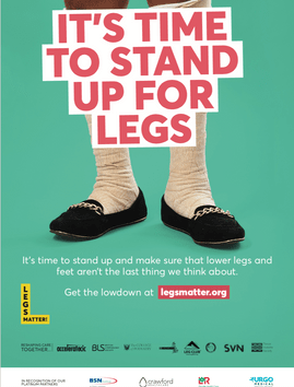 Stand Up For Legs!